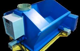 Блок дозаторов для смесителя на 350 литров