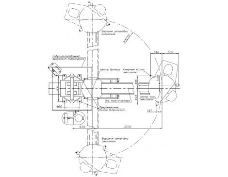 Вибропресс Рифей-Кондор-150-ТСП