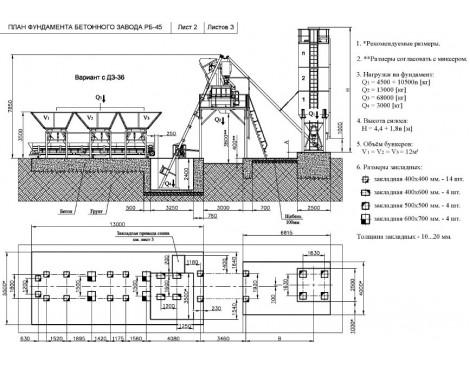 Бетонный завод Рифей-Бетон-60